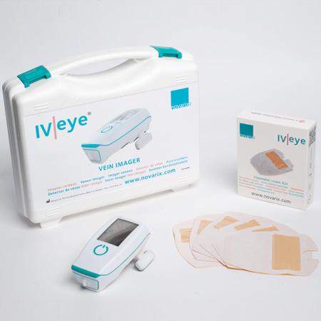 前腕静脈イメージャー・IV-eye